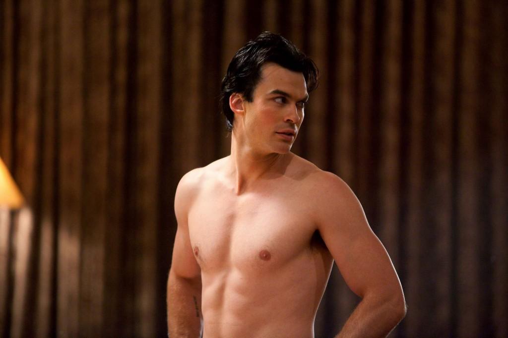 Sexy Ian Somerhalder