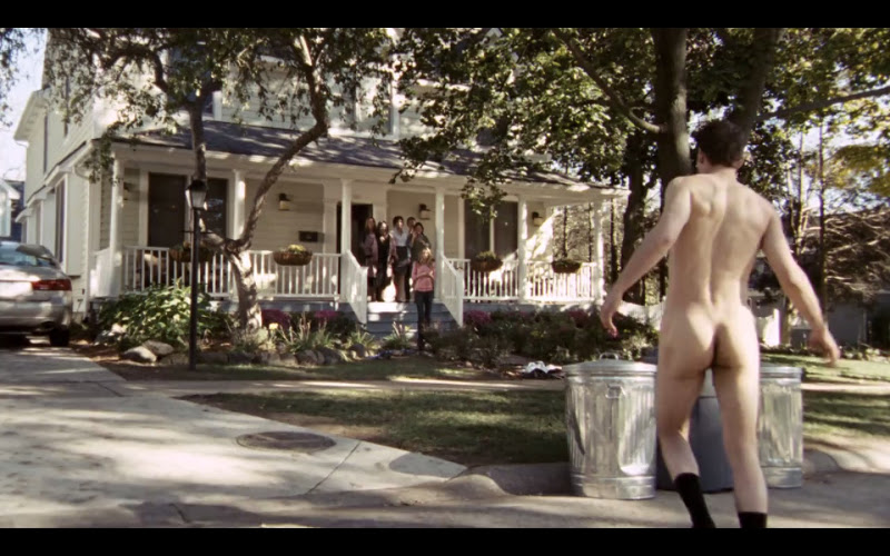 Nude Michael Vartan