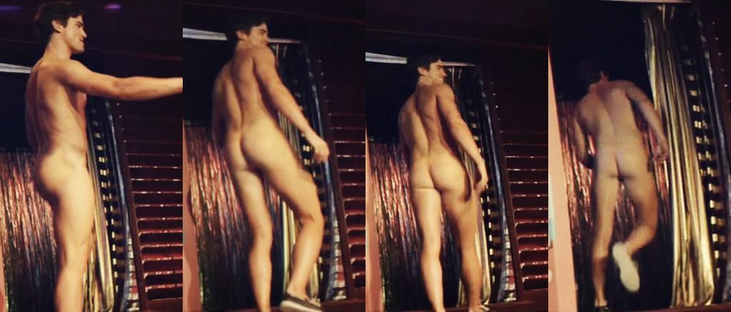 Nude Matt Bomer