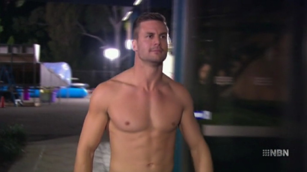 Rugby Star Beau Ryan Nude