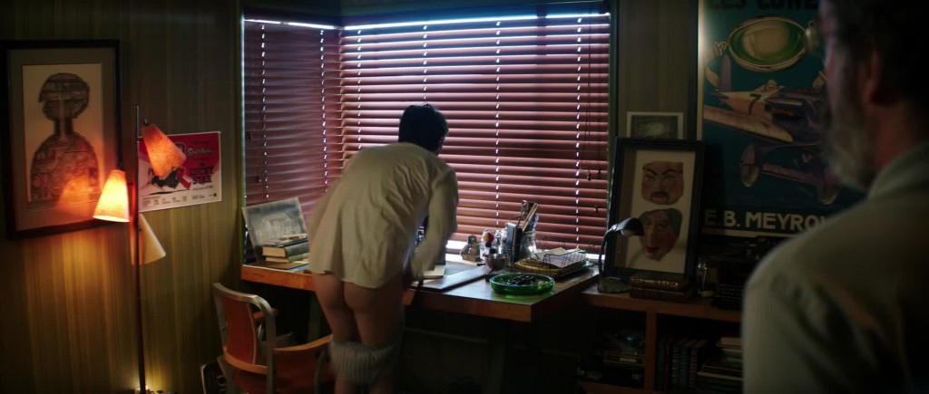 Nude Zach Braff
