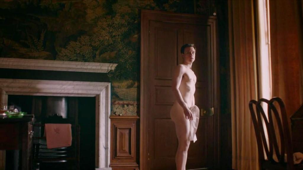 Rupert Evans Naked
