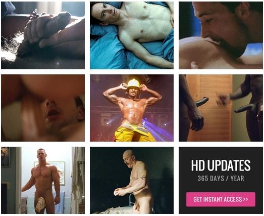 Nude Male Celebrity