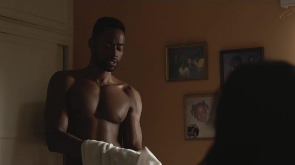 Jay Ellis nude in Insecure