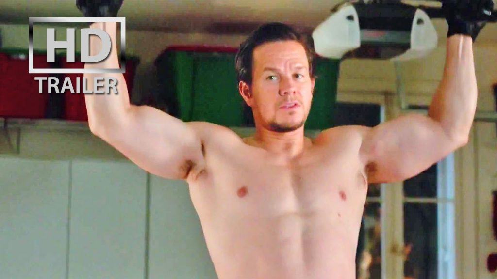 Mark Wahlberg Shirtless