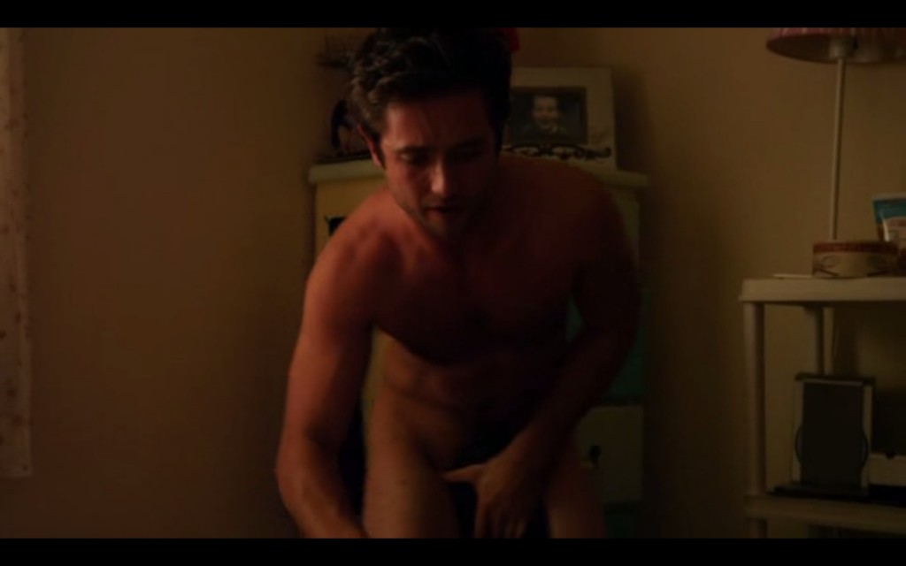 Naked Justin Chatwin Scene