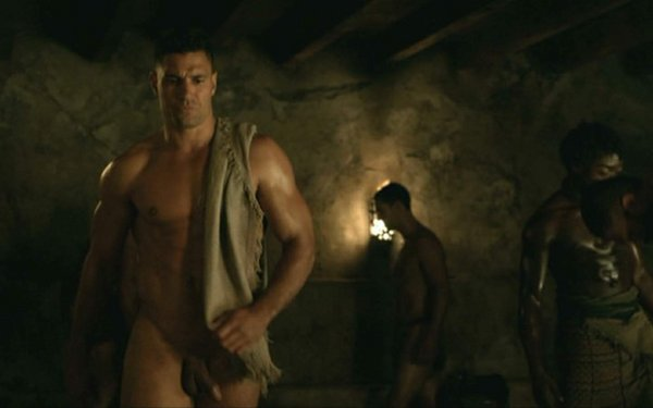 Big Cocks On Spartacus