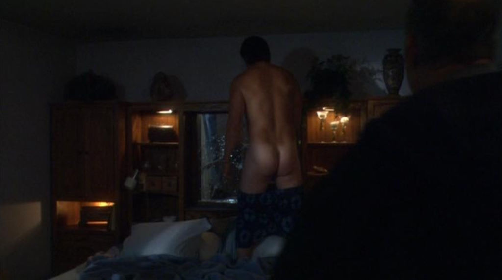 Nathan Fillion Nude Scene