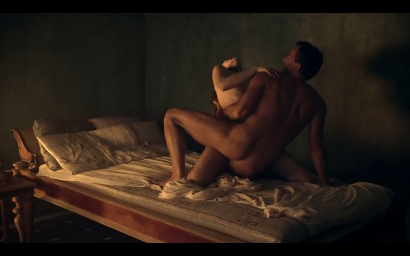 Sex Scene With Craig Parker