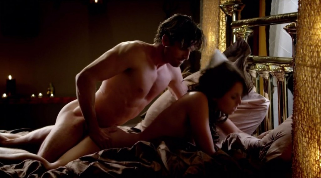 Scott Bailey Naked Sex Scene