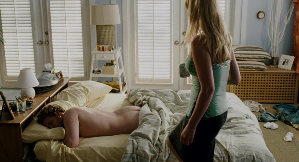 Seth Rogan Nude in Knocked Up