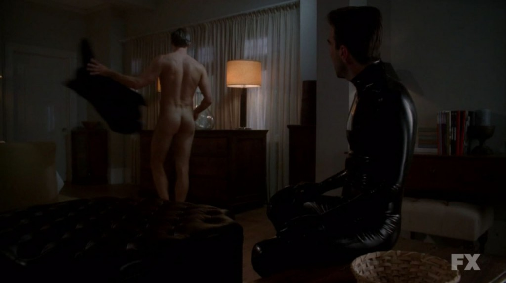 Naked Teddy Sears