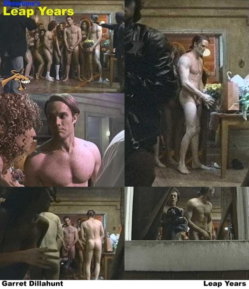 Garret Dillahunt Totally Naked
