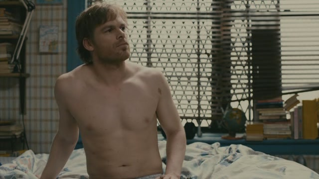 Naked Michael C. Hall Scene