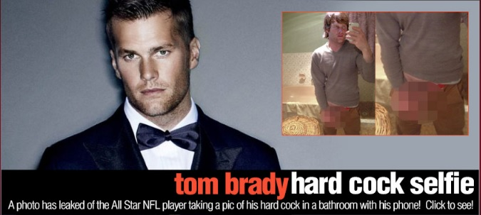 Leaked Nude Tom Brady Picture