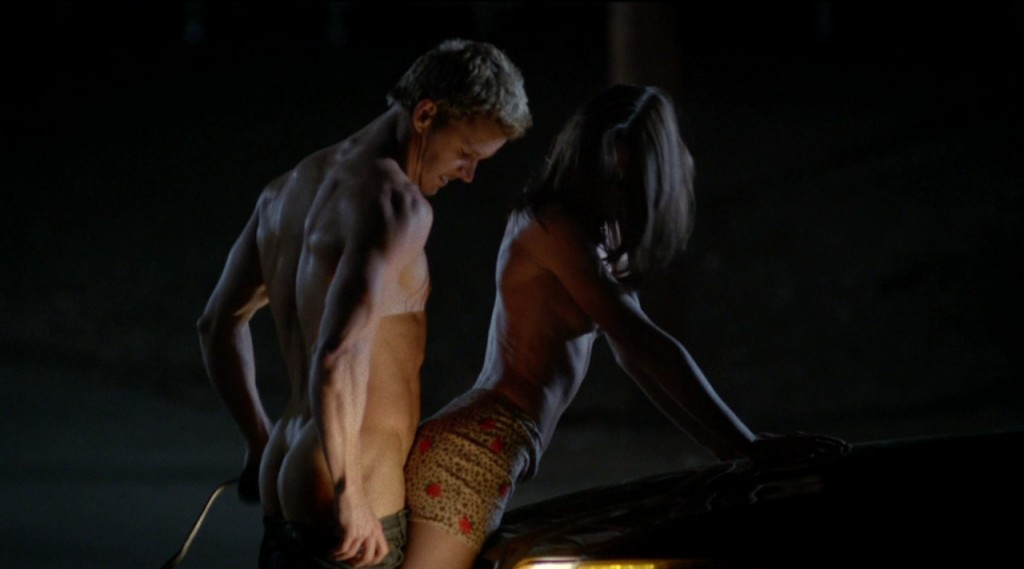 New Ryan Kwanten Nude Scene