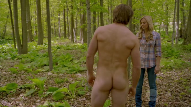 Greyston Holt Naked in Bitten