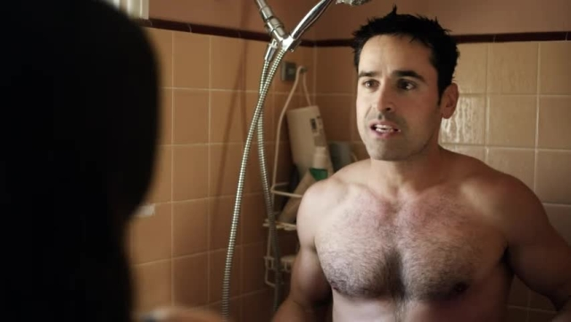 Jesse Bradford shirtless