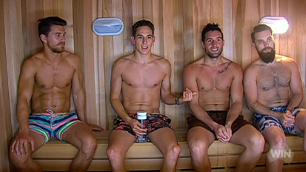 Hunks of Big Brother Australia