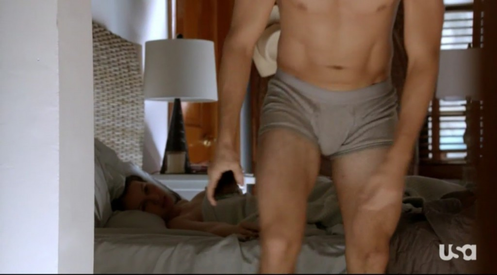 Aaron Tveit Bulge