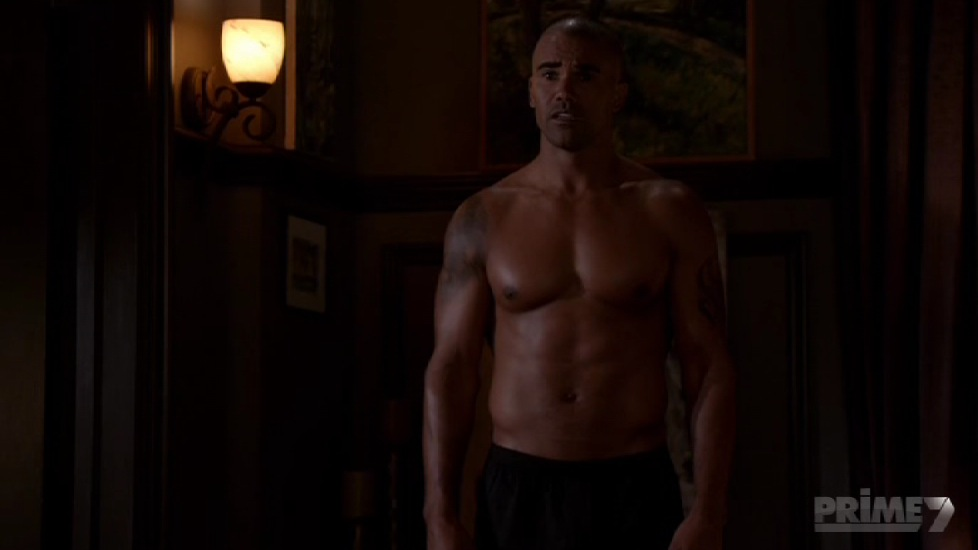 Shemar-Moore-Shirtless