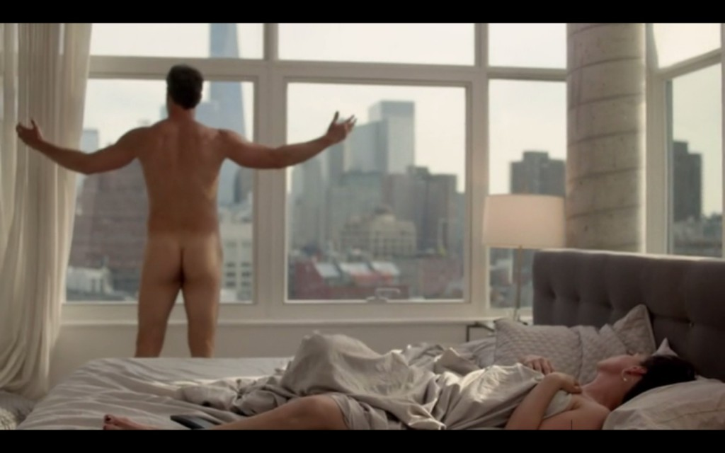 Josh Stamberg Naked on The Affair
