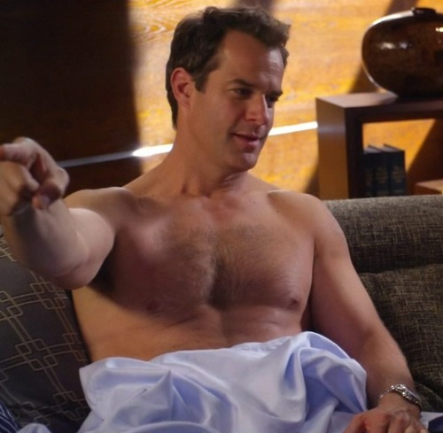 Josh Stamberg Shirtless