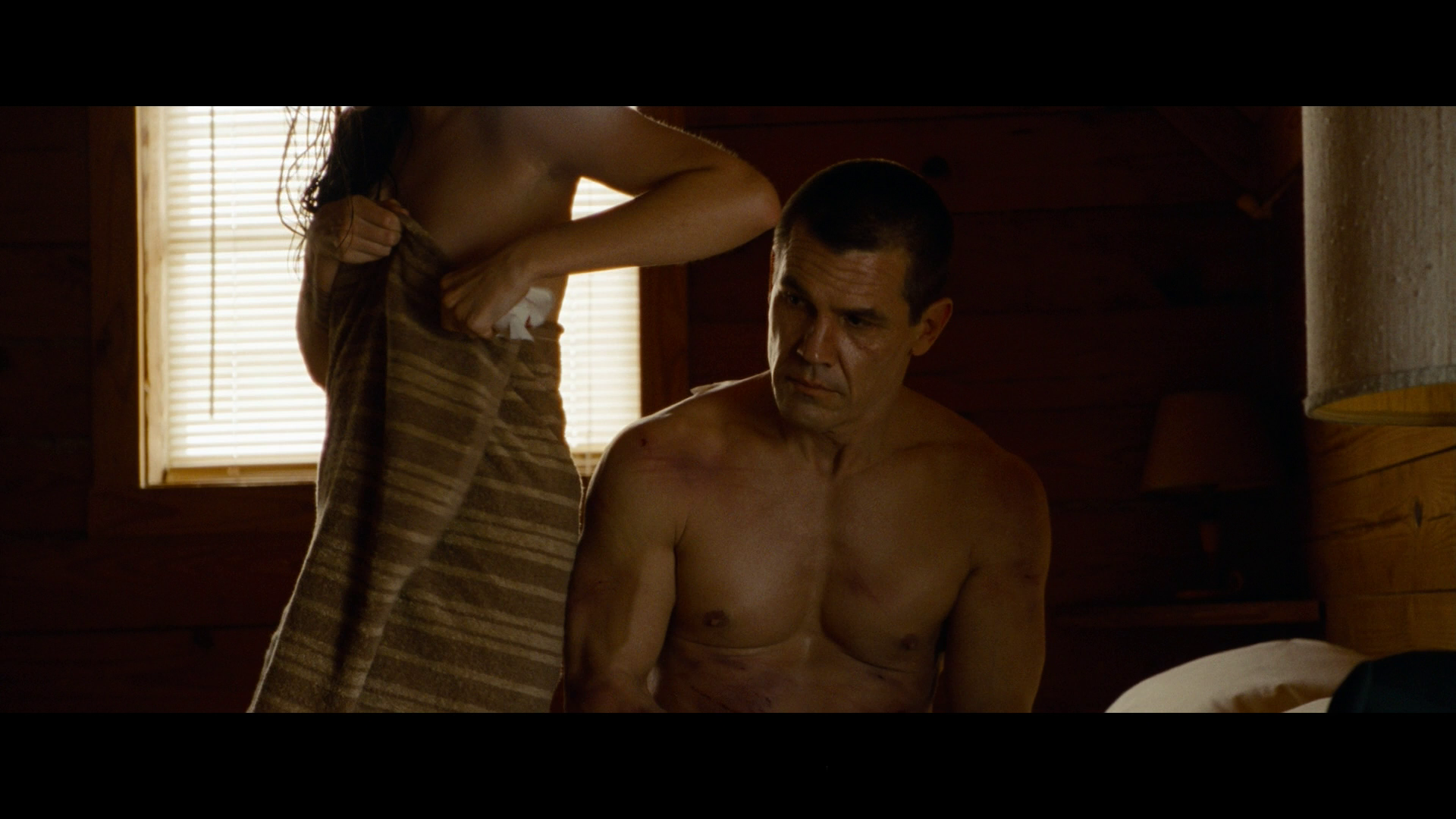 Nude scene in jesse james