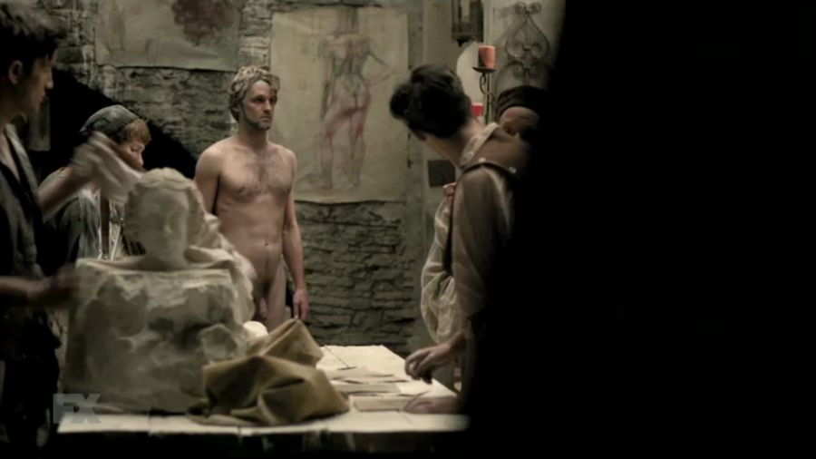 Tom Riley Full Frontal