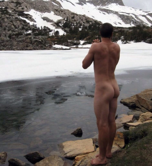 Naked TV Star Bear Grylls