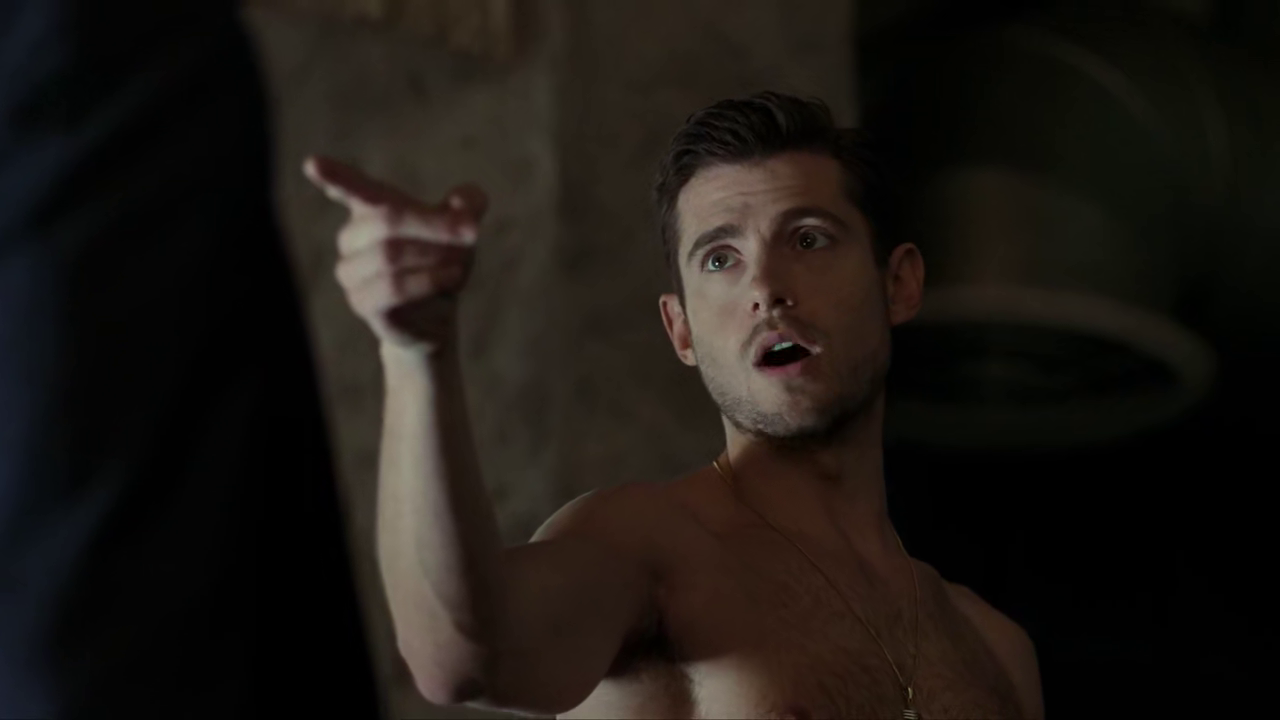 Julian Morris Naked and Exposed