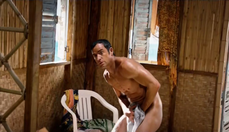 Justin Theroux Naked In The Leftovers