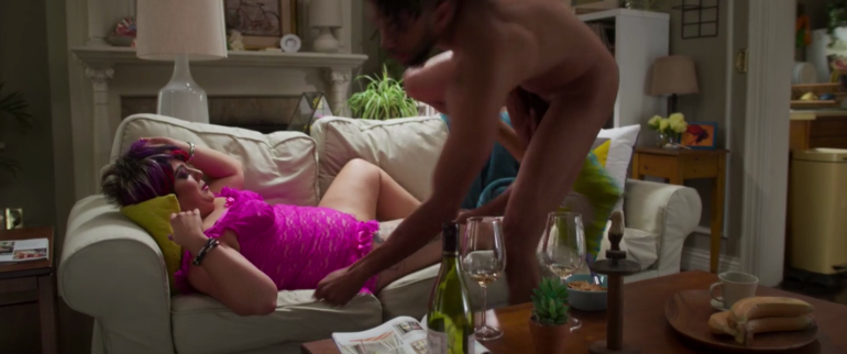 Affion Crockett Naked