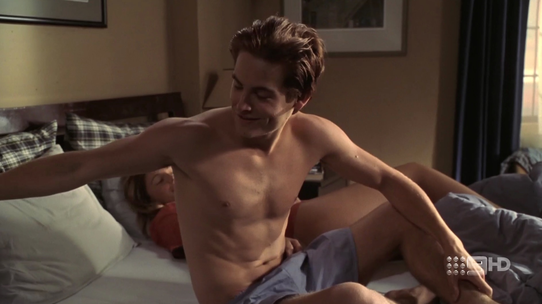Kevin zegers nude confirm. And
