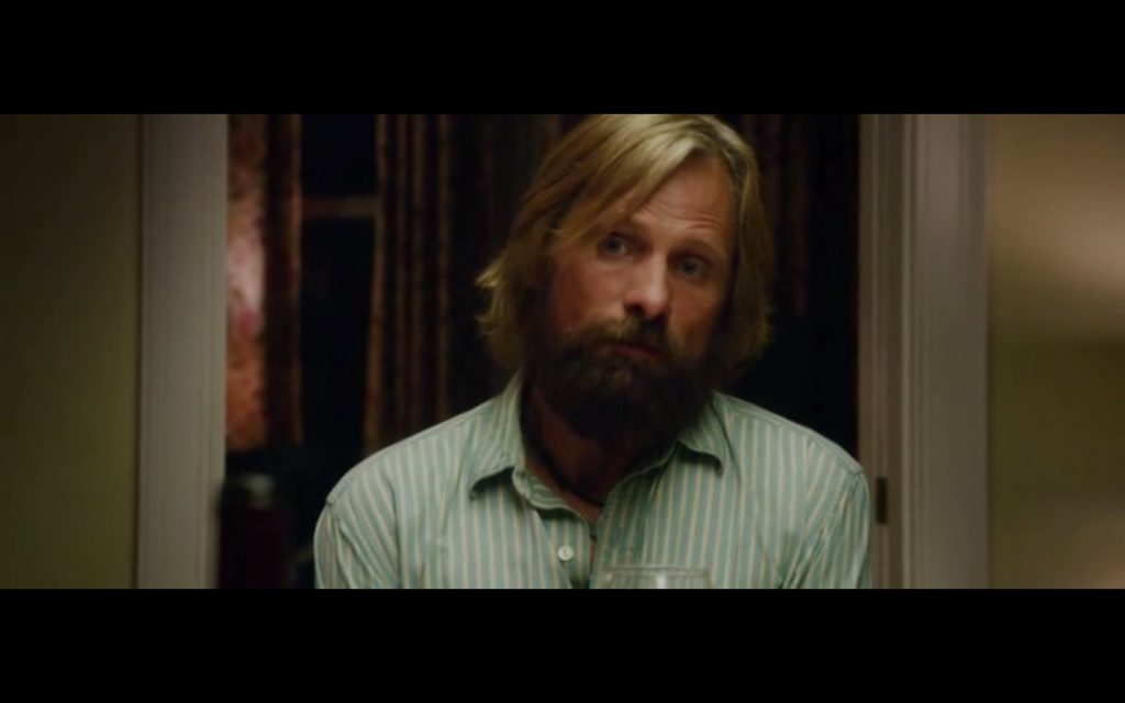 Viggo Mortensen Naked in Captain Fantastic