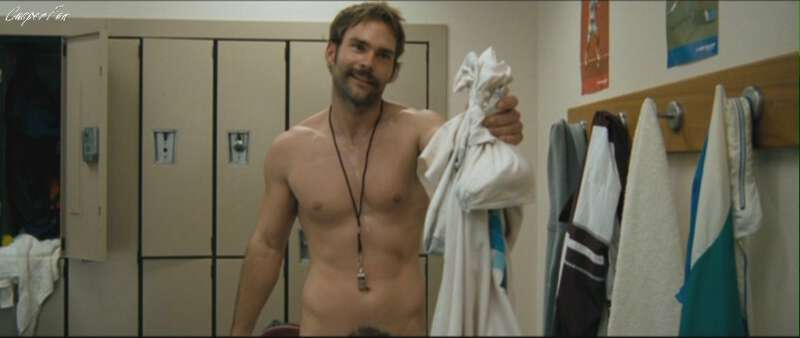 Seann William Scott naked in Gary the Tennis Coach