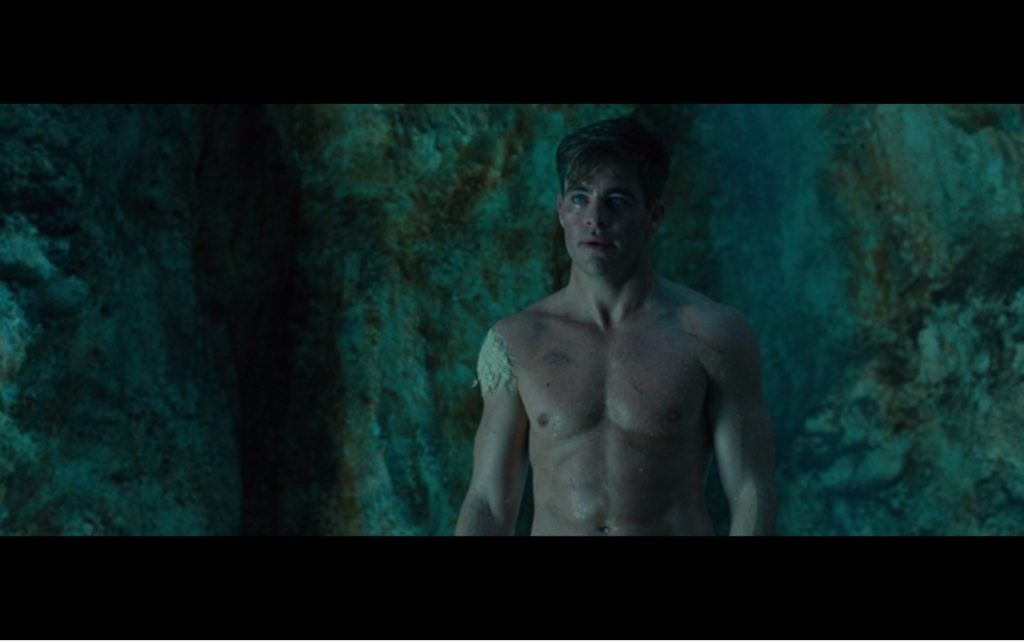 Chris Pine Shirtless