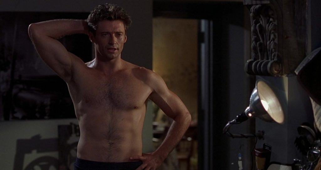 Hugh Jackman naked in Someone Like You