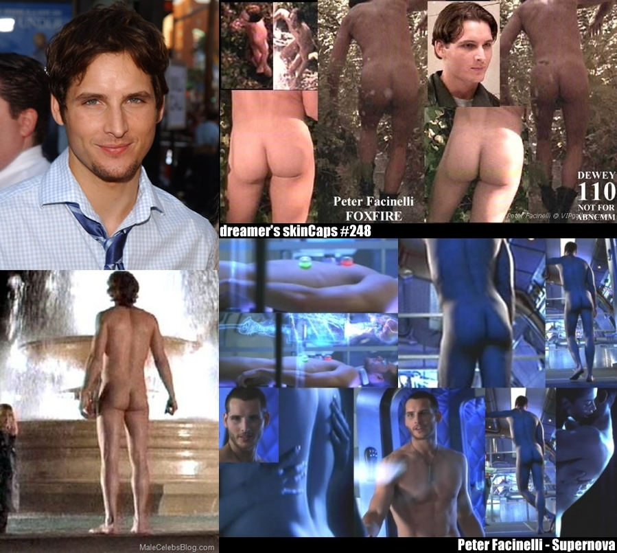 Peter Facinelli Naked Movie Scenes