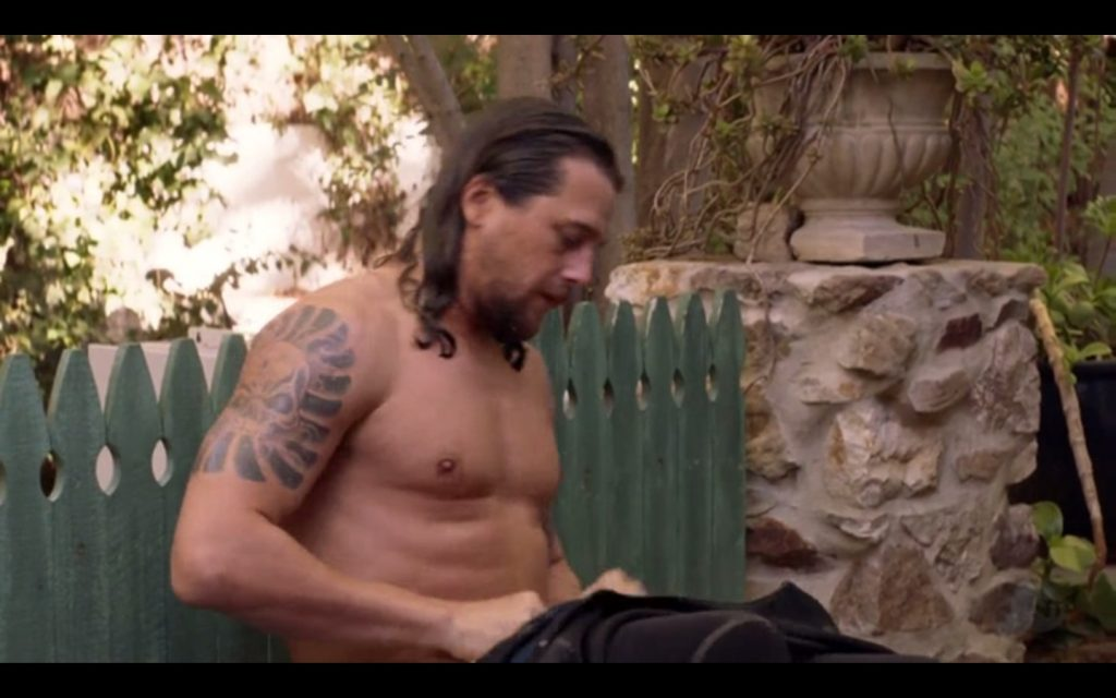 Actor Ben Robson Naked in Animal Kingdom