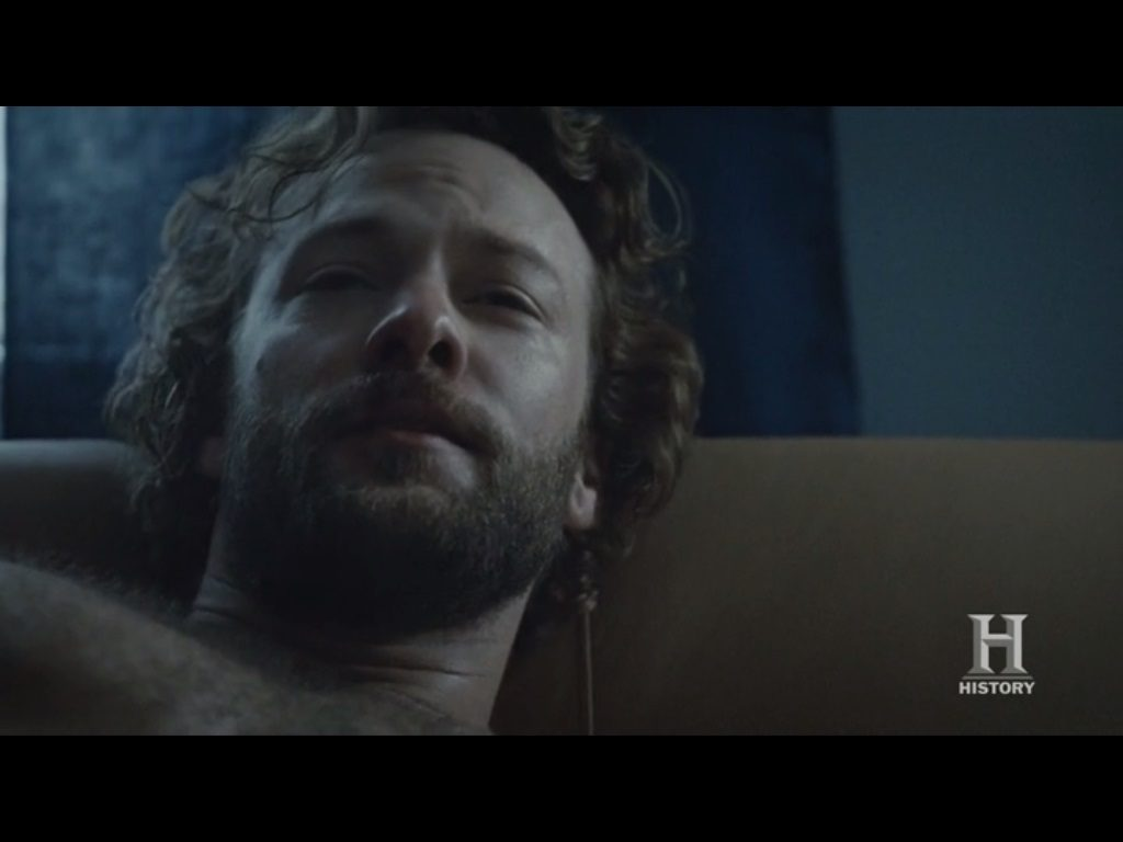 kyle schmid Naked in SIX