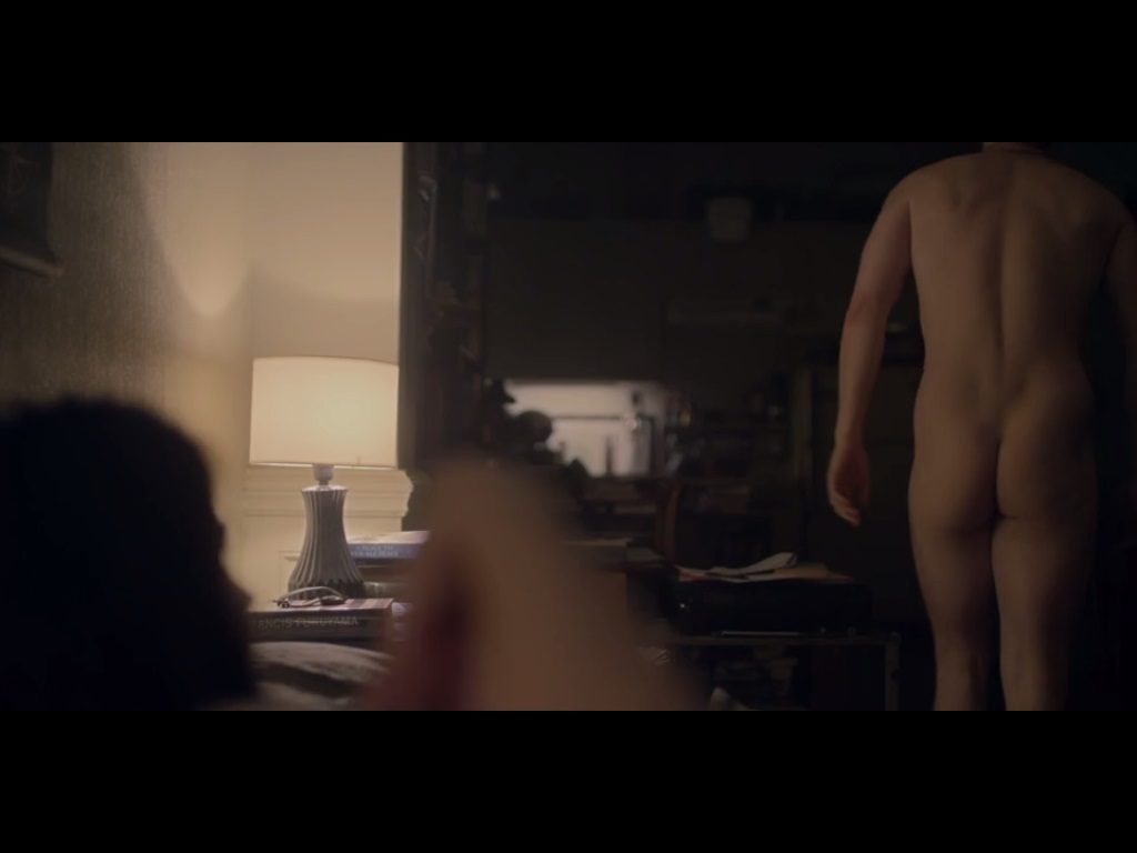 Max Irons Totally Naked In Condor