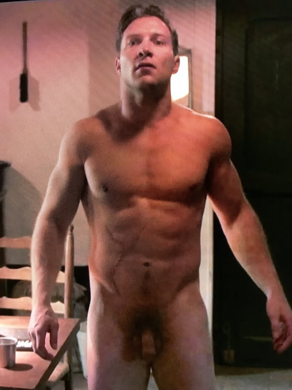 Jai Courtney Naked The Exception