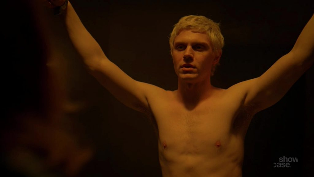 evan-peters-shirtless-in-american-horror-story
