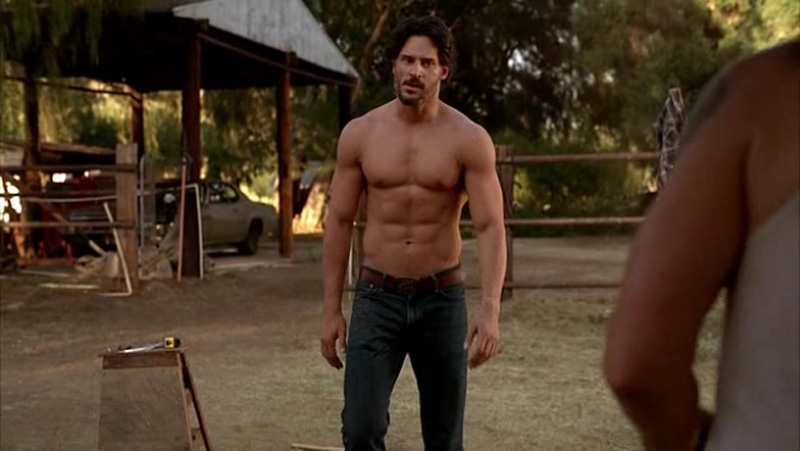 Actor Joe Manganiello Hot And Nude