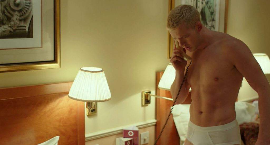 Russell Tovey Almost Naked The Pass