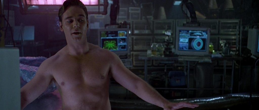 Russell Crowe Nude In Virtuosity