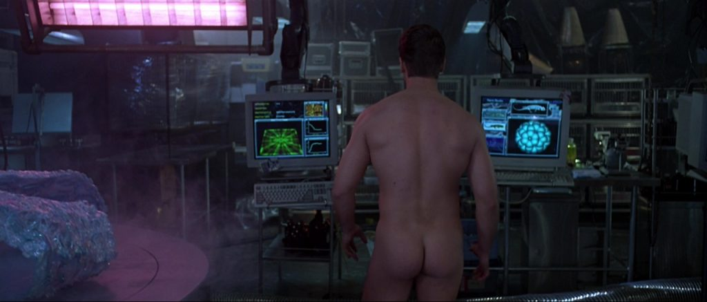 Russell Crowe Naked In Virtuosity