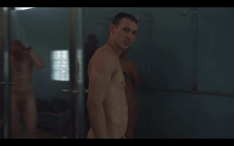 Male celeb naked